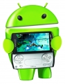 Android robot shape