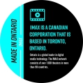 IMAX is a Canadian Corporation based in Toronto