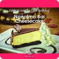 Nanaimo Bar Cheesecake